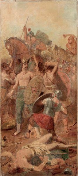 Ancient Physical Descriptions of Britons, Gauls & Celts